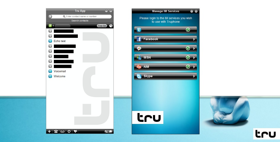 Truphone VoIP App Most Recent Version, Tru VoIP Calling, Free International Calls