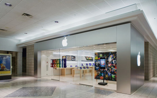 Apple Retail Stores How Far They Ve Come Infographic