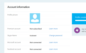 Skype merge Windows Live Messenger, Microsoft Account on Skype, Merge accounts together