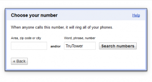 Google Voice, Set up Google Voice forwarding, Call forwarding